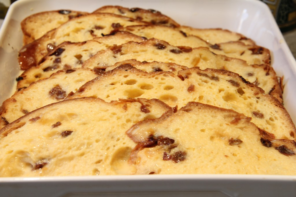 Bread and Butter Pudding | Rachel's Kitchen